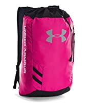 Under Armour Trance Sackpack, Tropic Pink, One Size