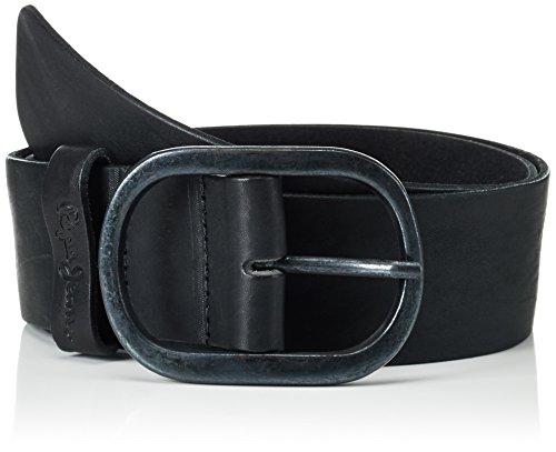 Pepe Jeans Venus Belt, Cintura Donna, Nero (Black), 95 cm (Taglia Produttore: 95)