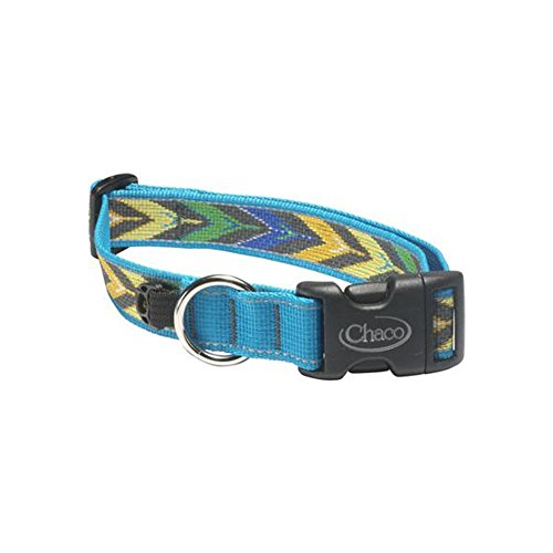 Chaco Dog Collar, Arrows Slate, Small (Chaco Belt compare prices)