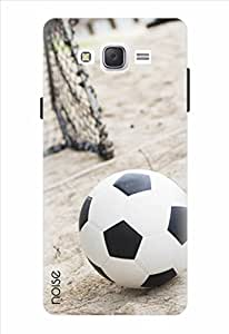 Noise Designer Printed Case / Cover for Samsung On5 Pro / Sports / Beach football Design
