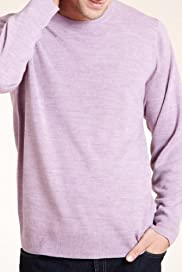 Cashmilon Crew Neck Jumper [T30-7605M-S]