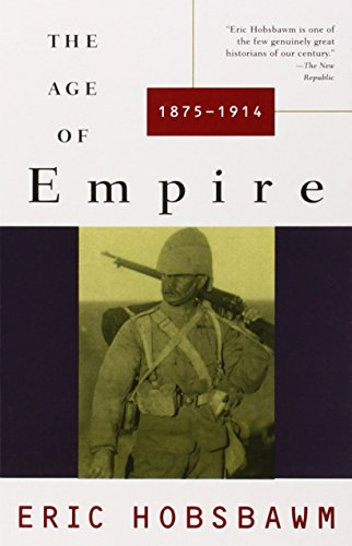 eric hobsbawm age of empire