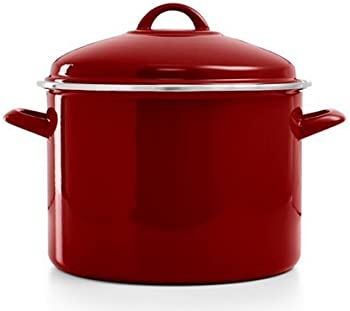 Martha 10 Qt. Steel Stockpot