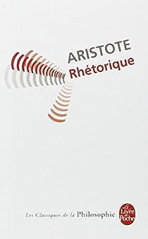 Rhétorique par Aristote