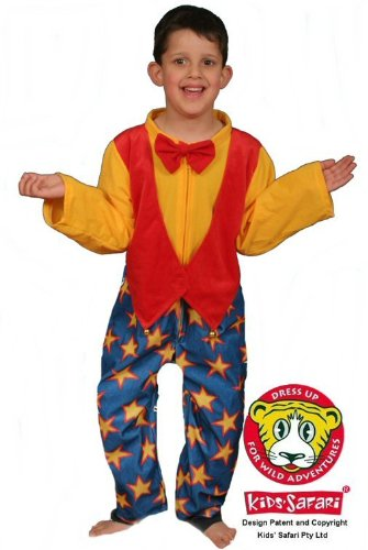 ArkMiPa Costumes FB-RingMaster-S Ring Master- Small