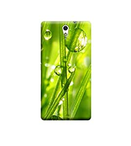 Ebby Premium Printed Back Case Cover With Full protection For Sony Xperia C5 (Designer Case)