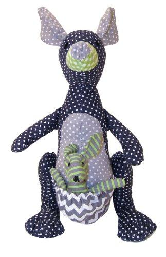 Blue Stuffed Animal front-182393