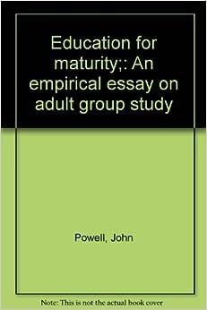 maturing essays Mature Market Essay