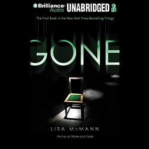 Gone: Wake Series, Book 3 | [Lisa McMann]