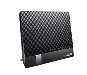 Asus RT-AC56U Routeur Wi-Fi USB 2.0/3.0 300 Mbps