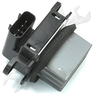 Speed Motor Control Module/Resistor Oem Ford, With Atc: Automotive