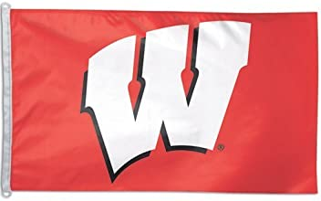 University of Wisconsin Badgers 339 X 539 Flag by WinCraft