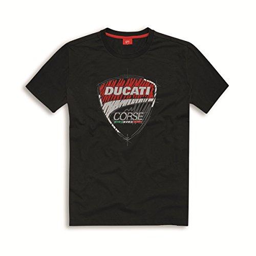 genuine-ducati-corse-sketch-dc-17-graphic-black-t-shirt-x-large