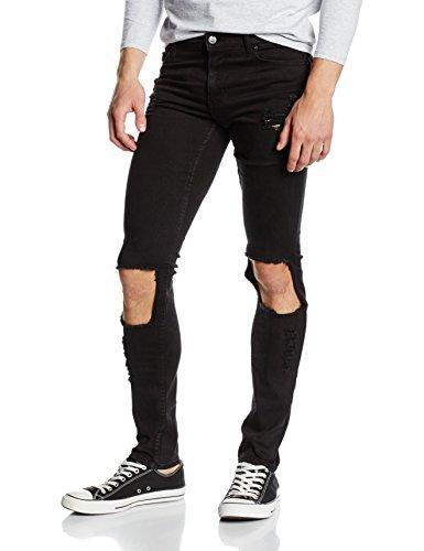 cheap-monday-herren-jeans-tight-destroy-gr-w29-l32-herstellergrosse-w29-l32-schwarz-destroy