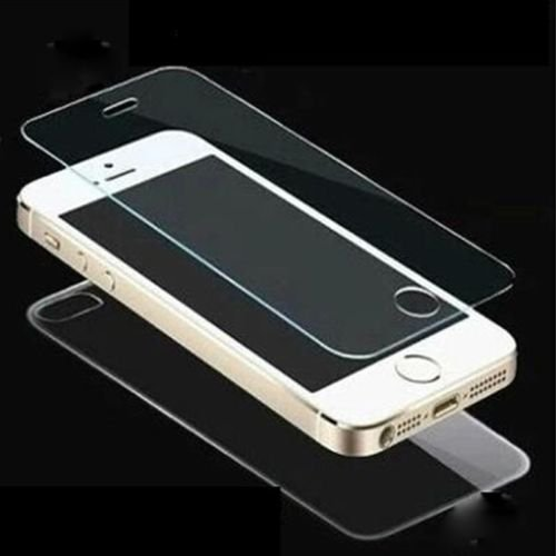 ROPALIA Front+Back Premium Tempered Glass Screen Film Protector For iPhone 4/4S (Iphone 4 Front And Backs compare prices)