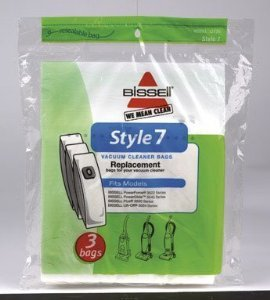 Bissell Vac Bags front-635150