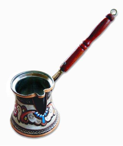 Turkish Coffee Pot (cezve/ibrik) XL 14 oz