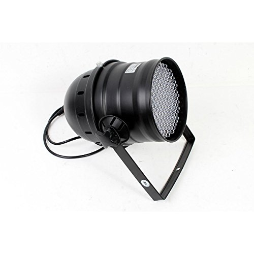 Lighting Led Par 64 Light Black, Short Fixture 888365261522