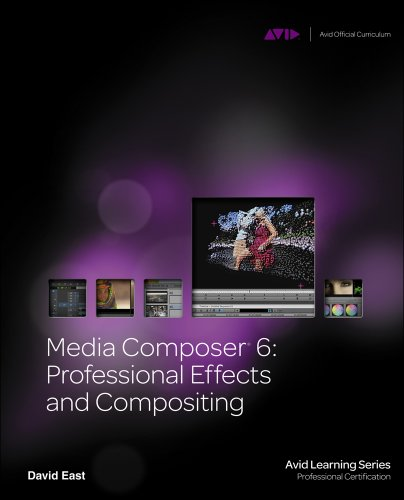 Media Composer 6 (Avid Learning Series: Profession Certification)