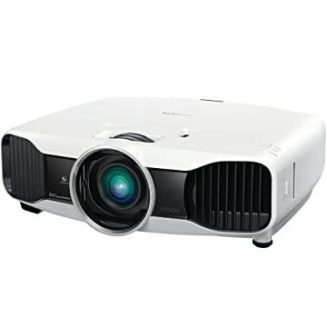 Epson Powerlite Home Cinema 5020UBe Wireless 3D 1080p 3LCD Projector
