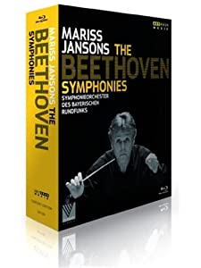 Mariss Jansons - The Beethoven Symphonies [Blu-ray]