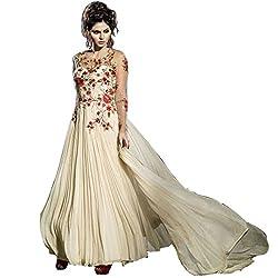 INDO-WESTERN DESIGNER PARTY WEAR GOWN PARTY WEAR BRIDAL WEDDING