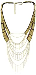"Fiona Paxton ""Tribal Goddess"" Fuji Stud Necklace"