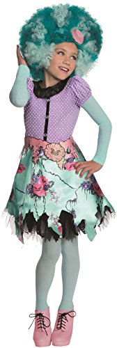 Honey Swamp Costume Frights Camera Action Costume Monster High Costume 884912