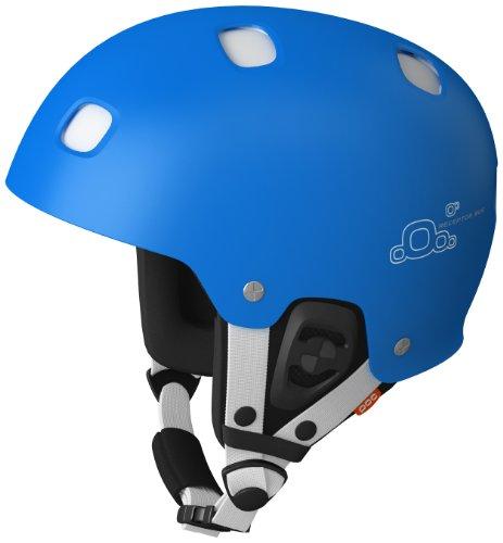 POC Skihelm Receptor Bug Adjustable, strong blue/white, 51-54 cm, 10280