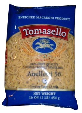 Anelletti No. 56 (Tomasello) 16Oz(1Lb)
