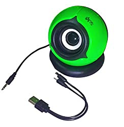 Ace AUX Speaker with inbuilt battery and charging cable