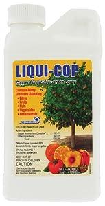 Liqui-Cop Copper Fungicide Spray Qt Conc.