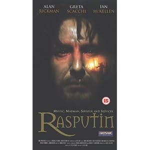 Rasputin [VHS][1996]