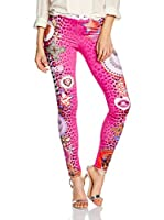 Just Cavalli Leggings (Fucsia)
