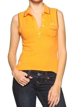 Guru Poloshirt Jam Session, Color: Orange, Size: S