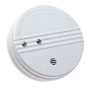 kidde 0916 9 volt battery smoke alarm smoke detectors. Black Bedroom Furniture Sets. Home Design Ideas