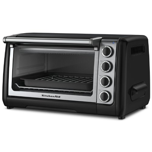 Kitchenaid Kco222ob Countertop Oven Onyx Black : KitchenAid KCO111OB Countertop Oven, Onyx Black, Appliances