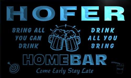q20486-b-hofer-family-name-home-bar-beer-mug-cheers-neon-light-sign