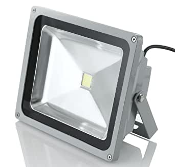 PMS® Extérieur & Intérieur 20W IP65 Imperméable SMD LED Projecteurs en Blanc Chaud (3000-3200K)