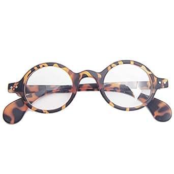 Amazon.com: Retro Prescription Eyewear Glasses Small Round