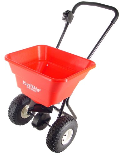 Sale!! Earthway 2050P Estate 80-Pound Walk-Behind Broadcast Spreader