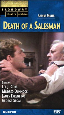an analysis of the good drama based on strong characters in death of a salesman a play by arthur mil