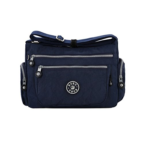 bc8652fb3908 Fabuxry® Women's Purse Strap Shoulder Bags Nylon Casual - Import It All