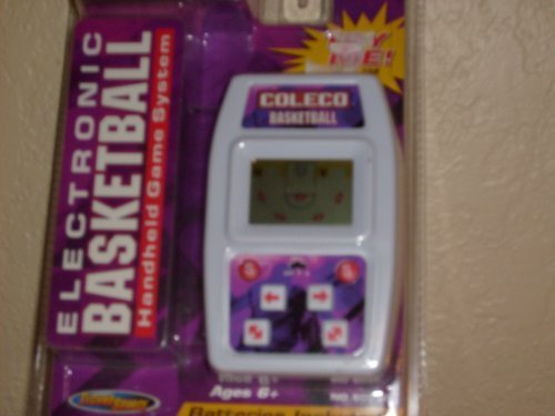 Electronic Hand Held Basketball by Techno Source online bestellen