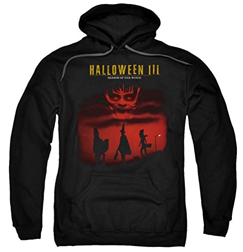 Halloween III Season Of The Witch Pull Over Hoodie UNI347AFTH
