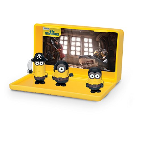 Minions Movie, Micro Minion Playset, Eye, Matie Minions