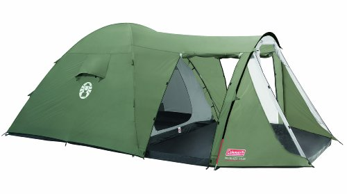 Coleman Trailblazer 5 Person Tent - Green/Grey