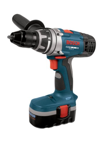 Bosch 35618 18-Volt 1/2-Inch Brute Tough Drill/Driver Kit