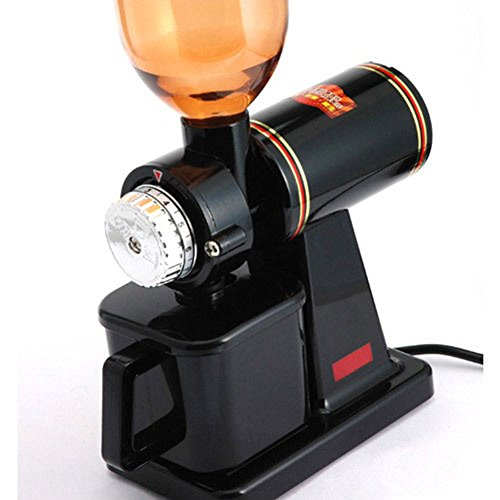 Feima 600N Home Automatic Electric Coffee Grinder Grinding Mill 220V (Black)