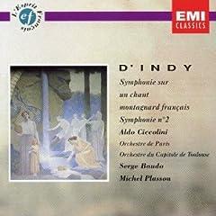 D'Indy: Symphonie sur un chant montagnard français, Symphony no. 2